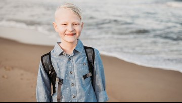 Thousands of sports cars line funeral procession for Missouri boy who died of cancer
