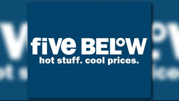 Five Below to close all stores through March 31
