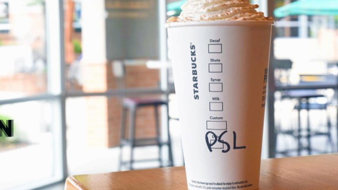 The Pumpkin Spice Latte may be a 'fall mood', but be warned: It is not good for you