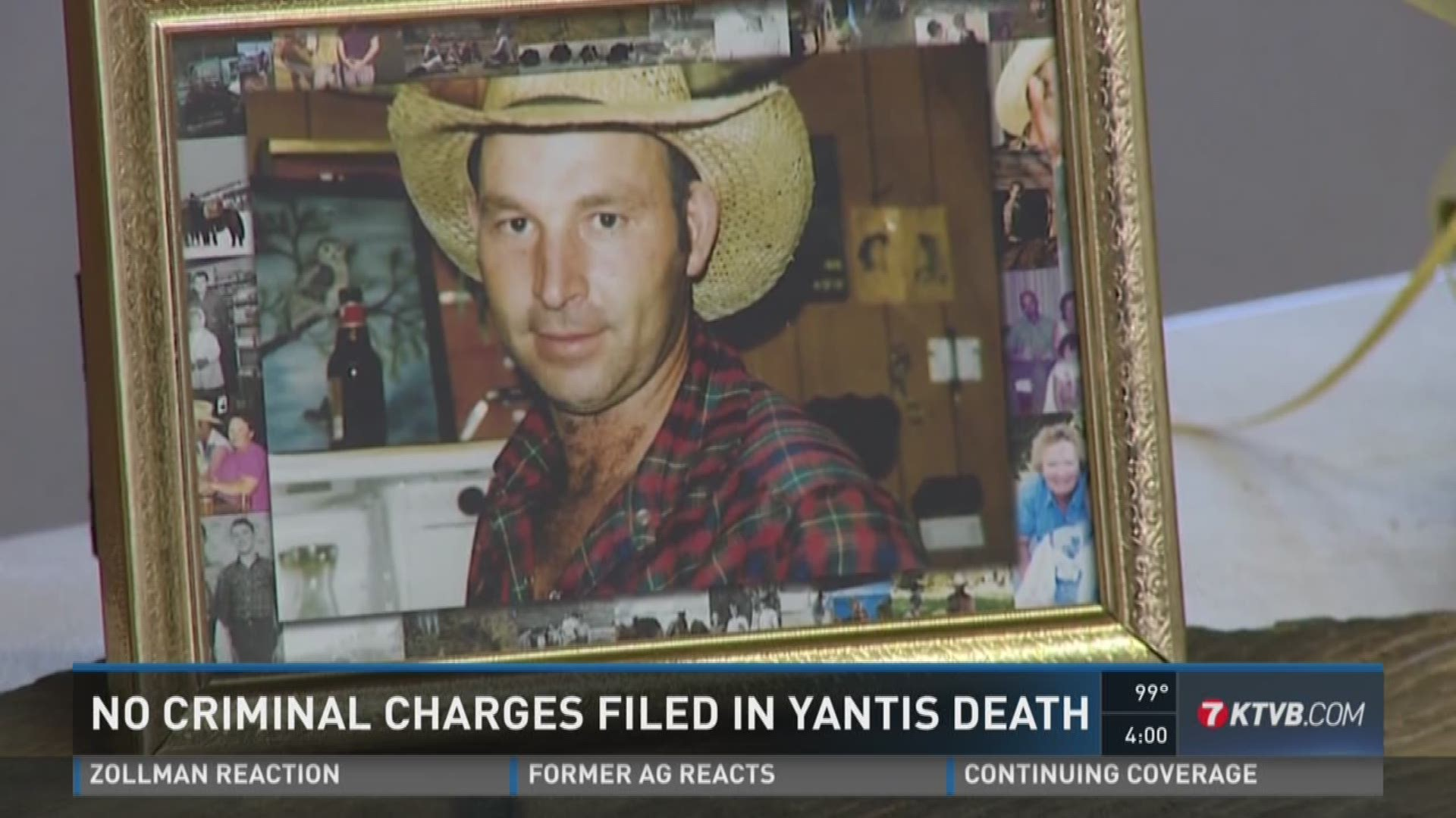 Forecasy Yantis Texas Christmas 2020 AG: No charges for deputies who killed Council rancher Jack Yantis