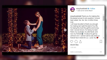 Olympic swimmer Missy Franklin gets married