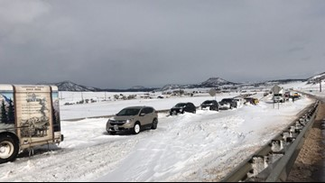Colorado Blizzard Day 2: Highways finally reopen 24 hours after storm, power outages persist