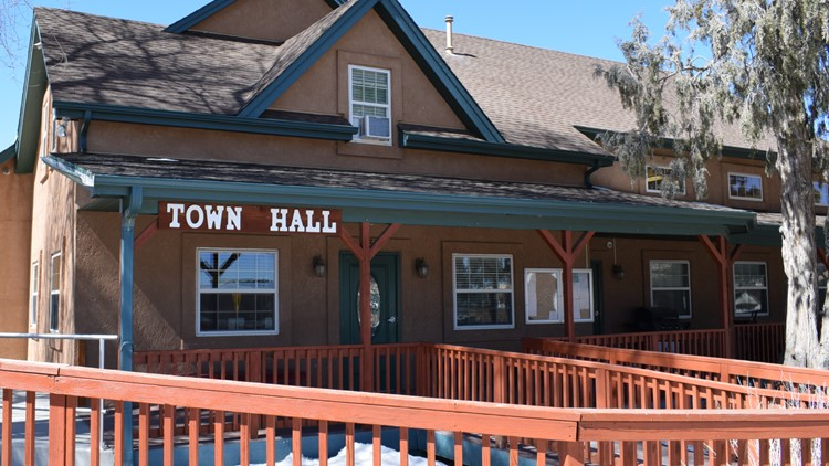 Elizabeth Town Hall