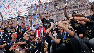 Gov. Polis invites Women's World Cup champs to Colorado