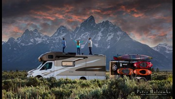 Boulder family sells house and buys RV to travel the country in the ultimate family adventure