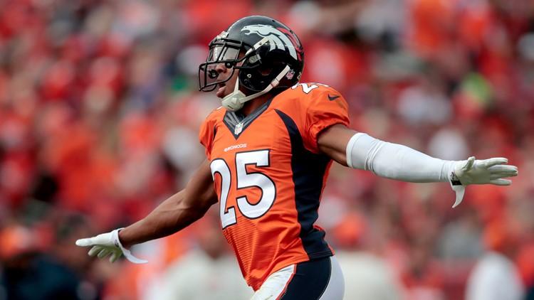 Chris Harris Jr. to Broncos: 'Pay me or trade me'