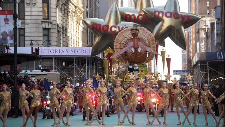THE 92ND  ANNUAL MACY'S THANKSGIVING DAY PARADE