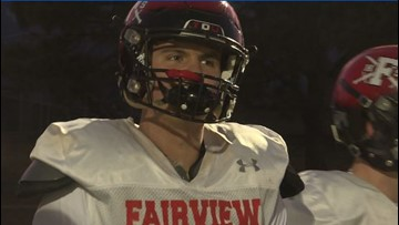 Star high school QB arrested for allegations of sexual assault stemming from incident on party bus