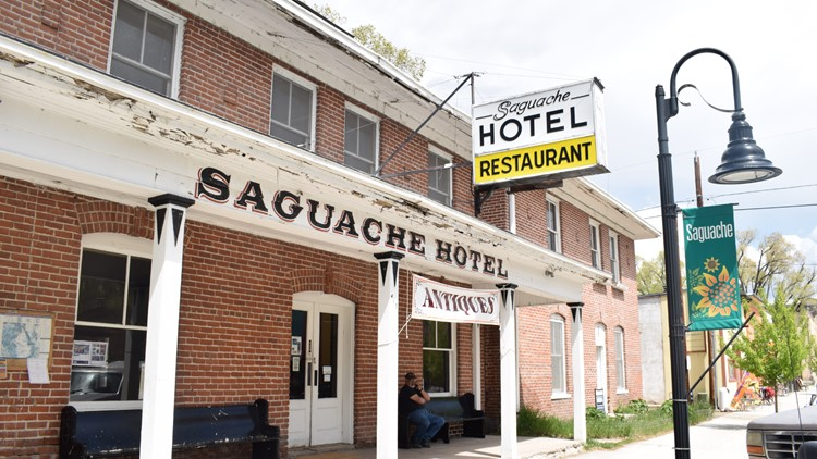 Saguache Hotel