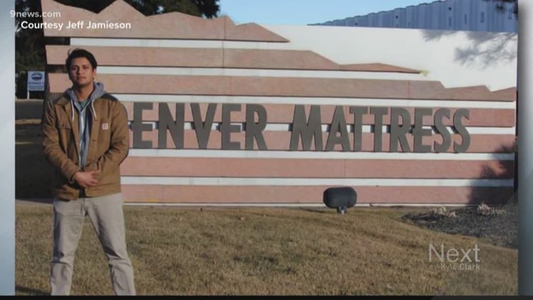 Enver visited Denver and it was amazing