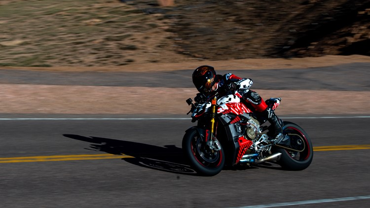 Motorcycle racer dies at Colorado race he had won 4 times