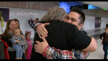 DNA test leads Tennessee man to Colorado to have dinner with his father