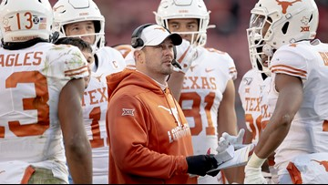 Longhorns and Aggies on Texas Bowl collision course? Or could UT be bound for Liberty Bowl?