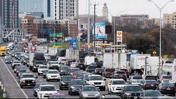 I-35 stretch ranks among nation's 10 worst highways, report says