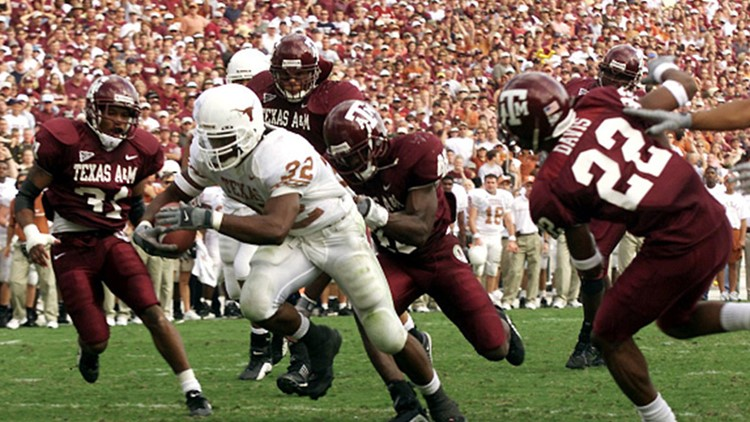 UT, A&M presidents want to restore Longhorn-Aggie football rivalry