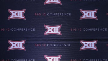 Big 12 prohibits 'in-person' team activities through May