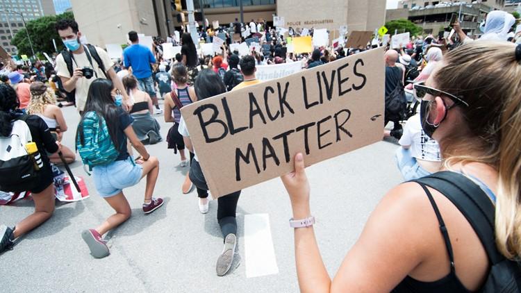 Veteran injured in Black Lives Matter protest in Austin sues City, police officer