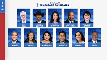 Here's what you missed at the U.S. Senate Democratic primary debate