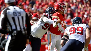 Position-by-position breakdown of Texans-Chiefs playoff matchup