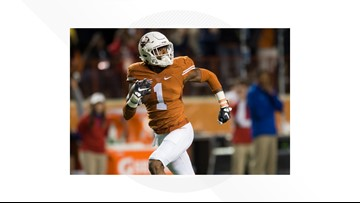This Texas player could accomplish something against Oklahoma this weekend no other Longhorn has