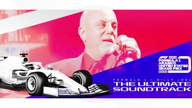 Billy Joel to perform at Formula 1 US Grand Prix weekend at COTA