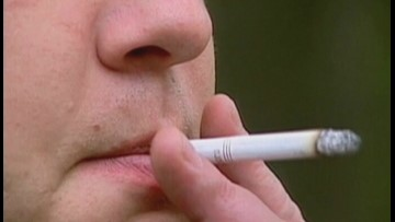 Texas bill to raise smoking age to 21 on its way to governor's desk