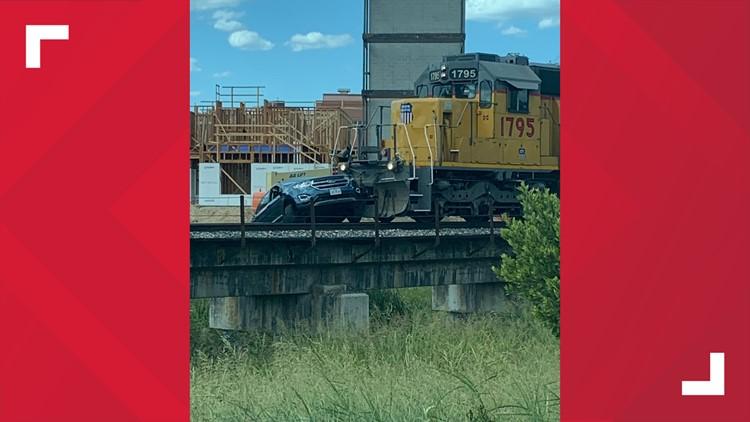 San Marcos train crash