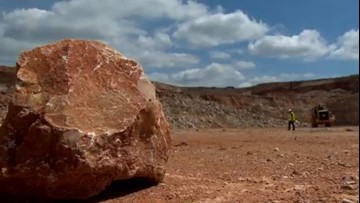 Left in the Dust: Digging into the Texas Hill Country's growing rock mining industry
