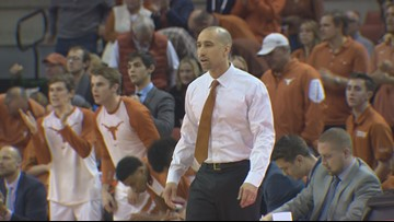 The Longhorns headed to the NIT as 2-seed