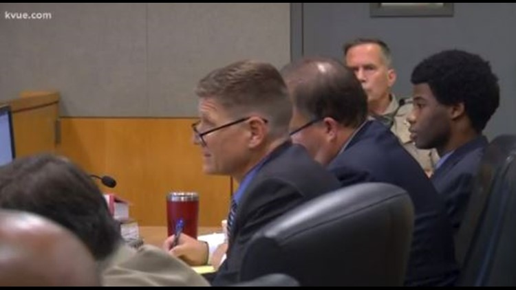 Jury finds Meechaiel Criner guilty of capital murder for the death of UT student Haruka Weiser