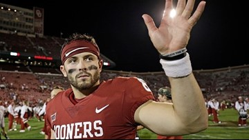 Baker Mayfield Heisman statue to be unveiled at OU spring game, Lincoln Riley says