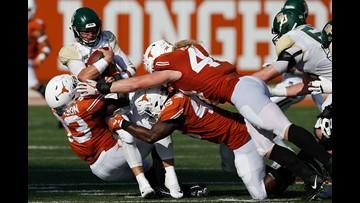 HIGHLIGHTS: No. 9 Texas Longhorns survives late Baylor push, wins 23-17