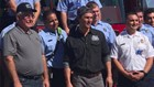 McConaughey, Wild Turkey kick off Thanksgiving early by giving back to Houston's first responders