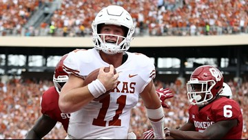 Texas Longhorns' Sam Ehlinger among 4 QBs featured on 'Sports Illustrated' covers