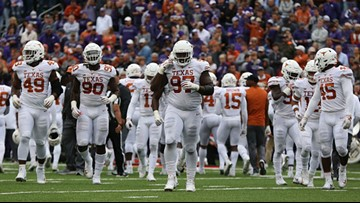 Texas Longhorns' Tom Herman is confident ahead of Sugar Bowl
