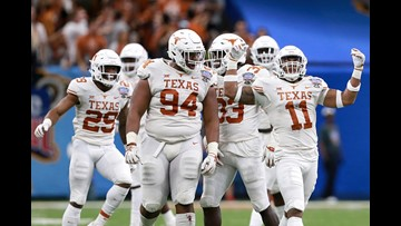 HIGHLIGHTS: No. 15 Texas Longhorns win 28-21 over No. 5 Georgia Bulldogs in Allstate Sugar Bowl