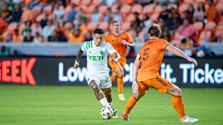 Houston Dynamo FC shutout Austin FC, extending Verde losing streak to 3