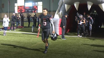 'This young man is bigger than football' | Bowie senior quarterback copes with the end of his career and the loss of his mother