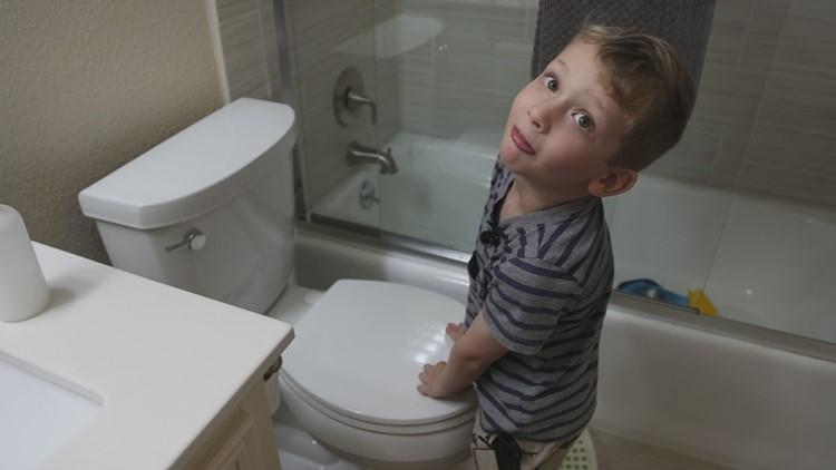 5-year-old Austin boy flushes grandma's wedding ring into family's septic tank
