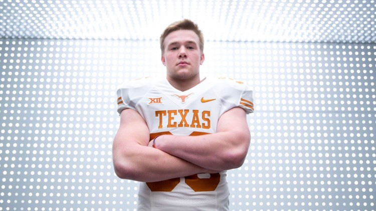 Late Texas Longhorns linebacker Jake Ehlinger died of accidental overdose, family says