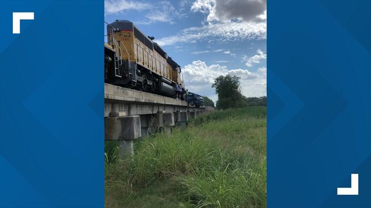 San Marcos train collision