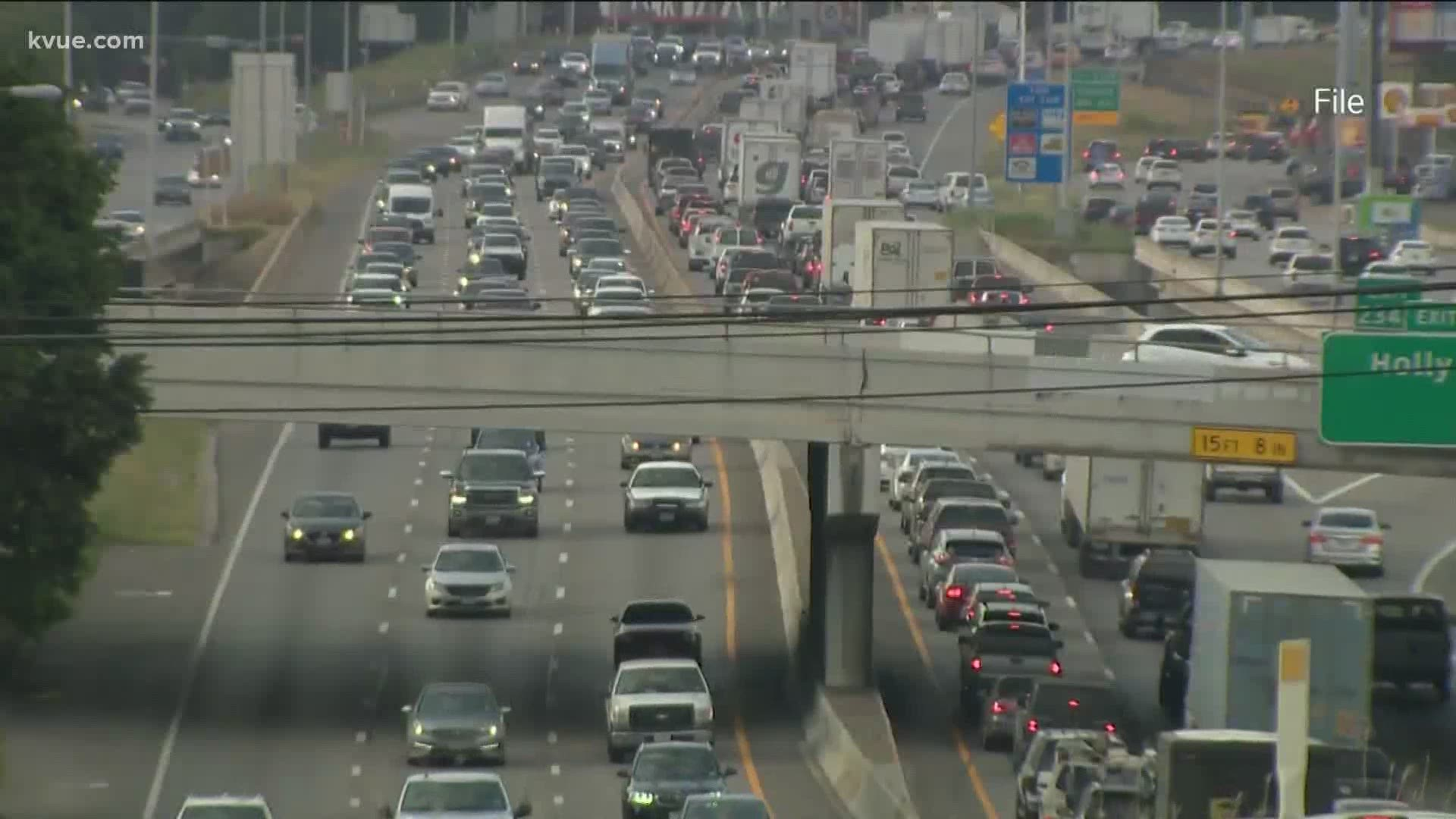 What Do Austin Transportation Efforts Look Like In The Middle Of The Coronavirus Pandemic Kens5 Com