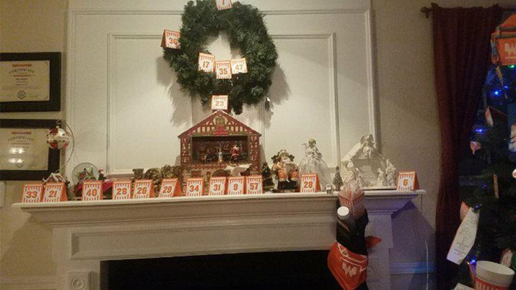 and when my friends heard i was making a whataburger tree everyone wanted to contribute - Is Whataburger Open On Christmas