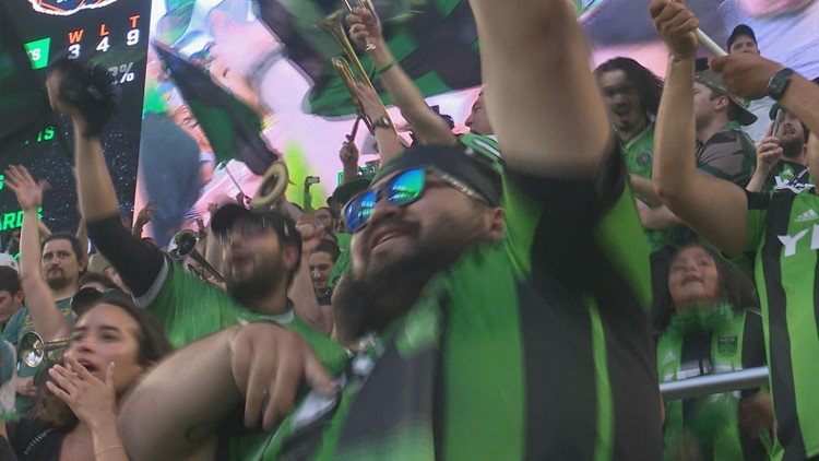From Arkansas to Austin, supporter credits late grandmother for immense Austin FC fandom