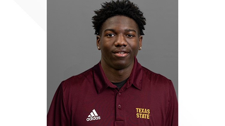 Texas State football player involved in plan to rob drug dealer before death, affidavit states