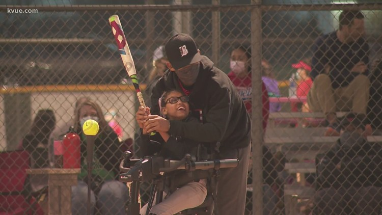 'She's not as different as people think' | Cerebral Palsy won't slow down Reese Ramirez's love for baseball