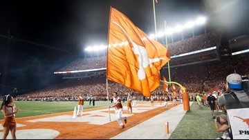 Here is the Texas Longhorns' 2020 football recruiting class