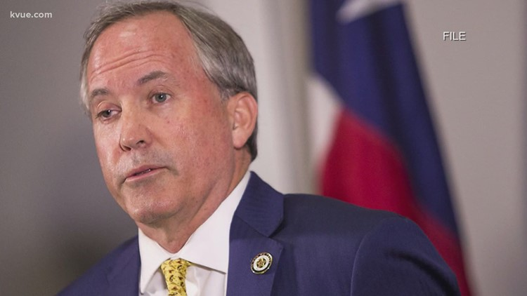 Texas AG Ken Paxton sues Biden administration for 'encouraging the spread of COVID-19' at southern border
