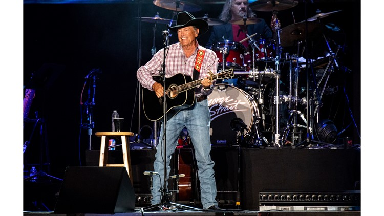 George Strait gives Austin a shot of pure country at ACL Fest 2021
