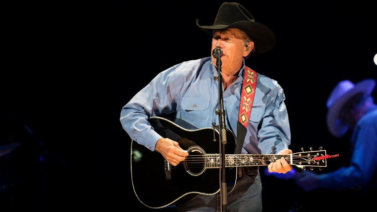 George Strait to play 2-night Moody Center grand opening celebration